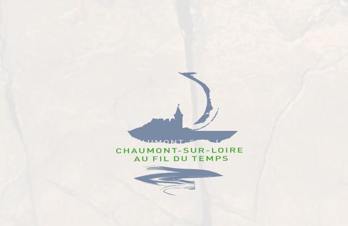 Logo association Chaumont-sur-Loire au fil du Temps