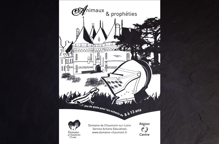 Jeux de piste Château de Chaumont-sur-Loire